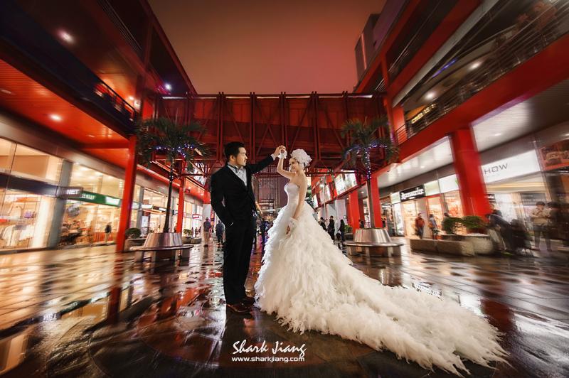 拍婚紗攝影