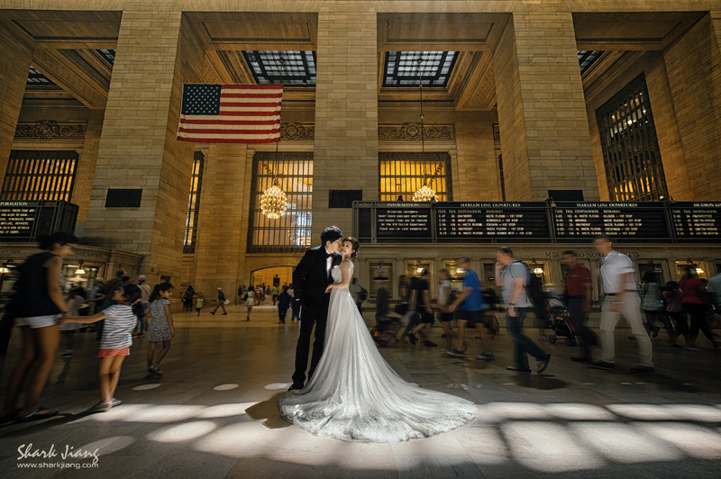 紐約海外婚紗婚禮