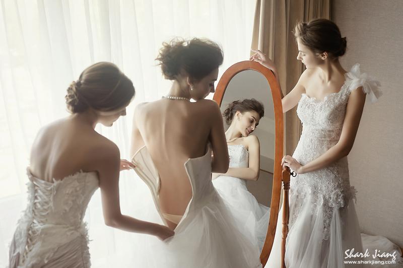 婚禮準備花絮