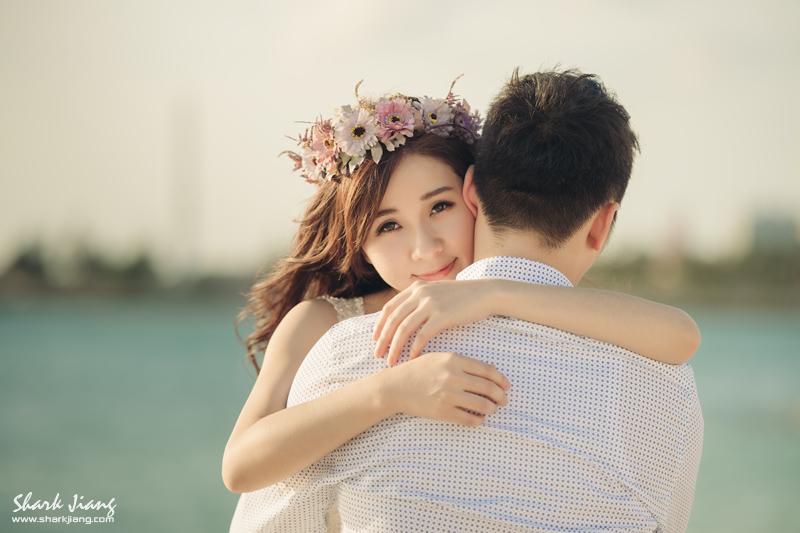 沖繩婚紗照片拍攝