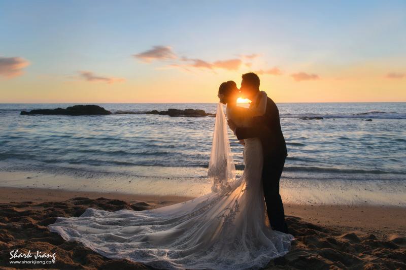 夏威夷海外婚禮