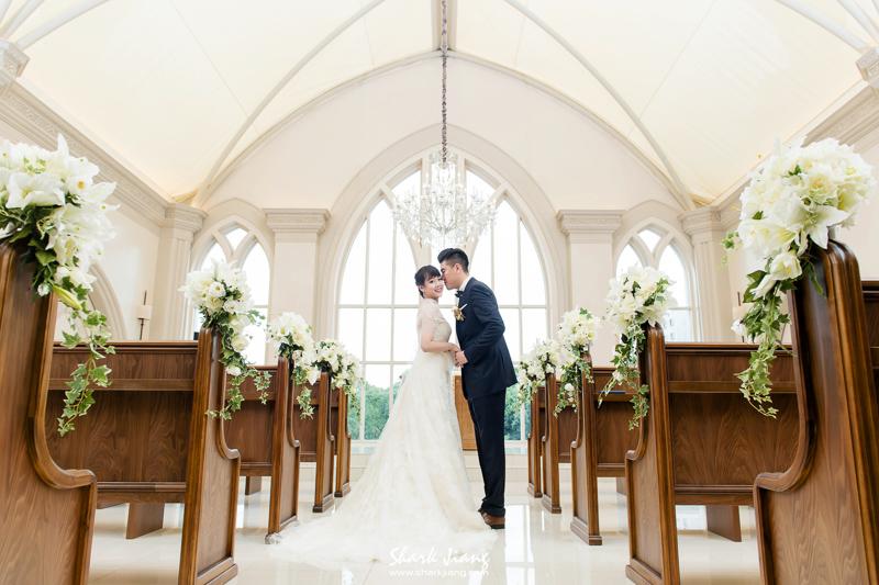 翡麗詩莊園教堂婚禮
